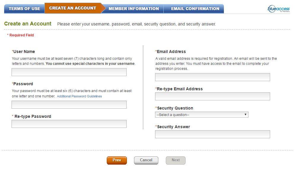 Address com used be to register email cannot Unable to
