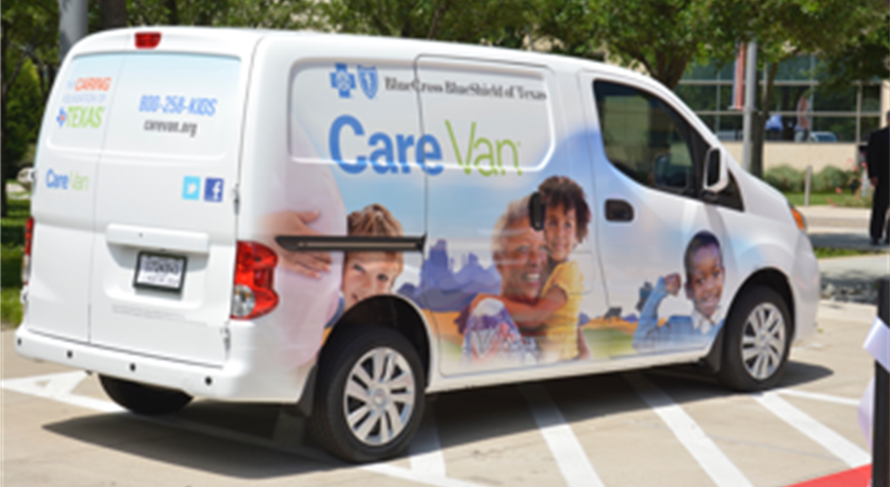 The Care Van Program: A Small Program with a Huge Impact