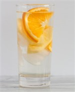 Pineapple Orange Water