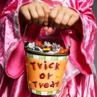 Halloweeen Candy Bags for Kids