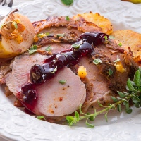 Holiday Healthy Turkey